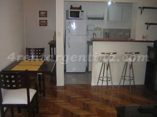 Apartment Armenia and Guemes II - 4rentargentina