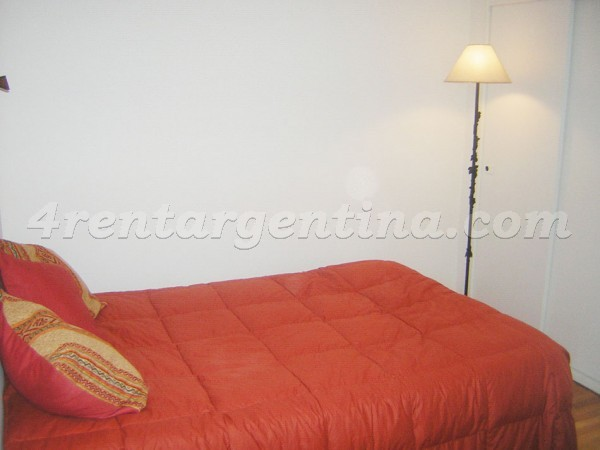 Apartment Sarmiento and Callao I - 4rentargentina