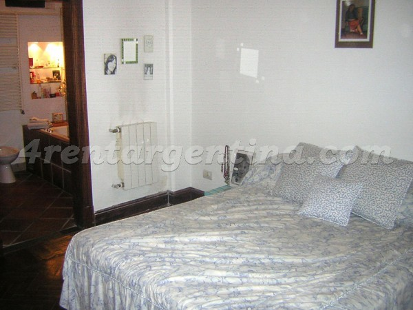 Paraguay et Larrea: Apartment for rent in Palermo