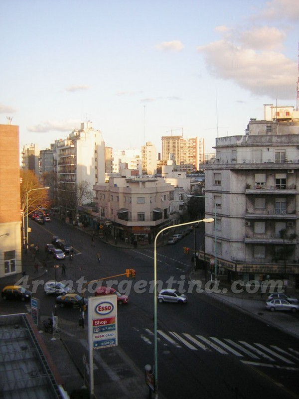 Apartment Nicolas Repetto and San Martin - 4rentargentina