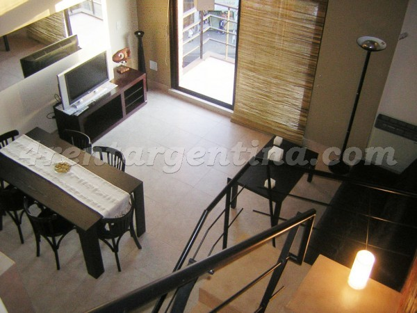 Nicolas Repetto et San Martin: Apartment for rent in Caballito