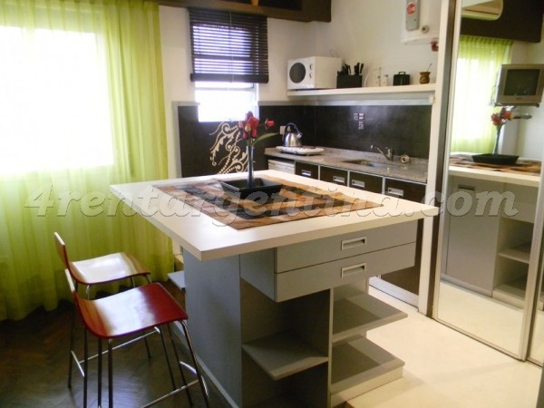 Apartamento Tacuari e Independencia - 4rentargentina
