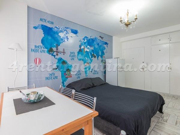 Apartment Avenida de Mayo and Santiago del Estero I - 4rentargentina