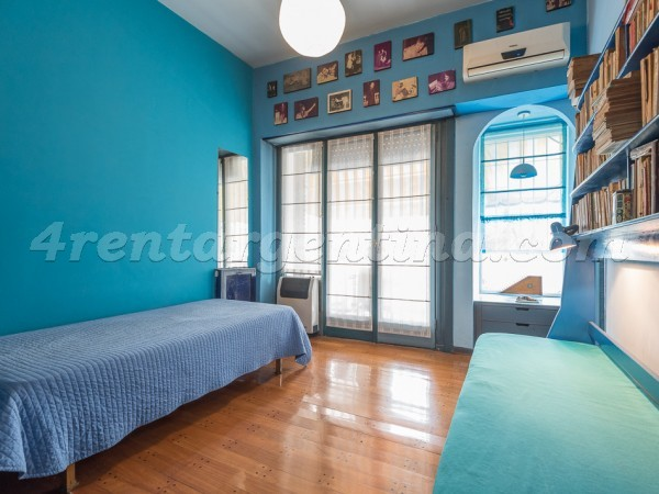 San Jose and Belgrano: Apartment for rent in Buenos Aires
