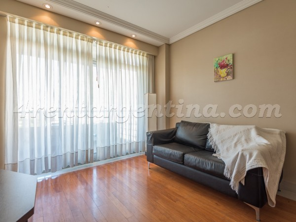 L.M. Campos and Matienzo, apartment fully equipped