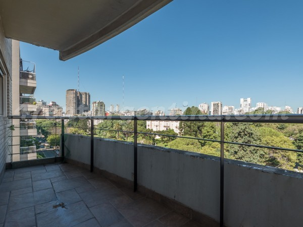 Apartment L.M. Campos and Matienzo - 4rentargentina