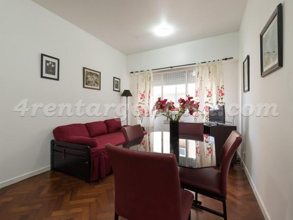 Apartment Corrientes and Suipacha I - 4rentargentina