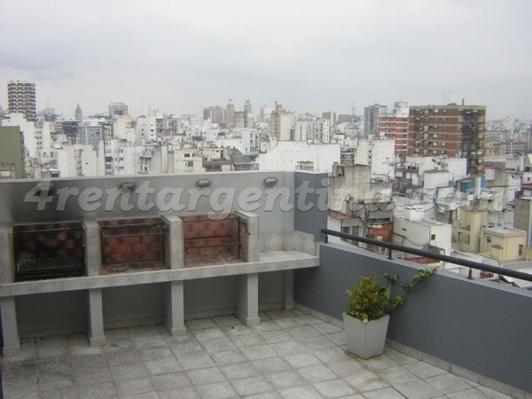 Apartment Corrientes and Jean Jaures I - 4rentargentina