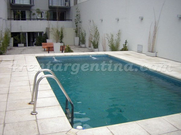 Apartment Corrientes and Jean Jaures II - 4rentargentina