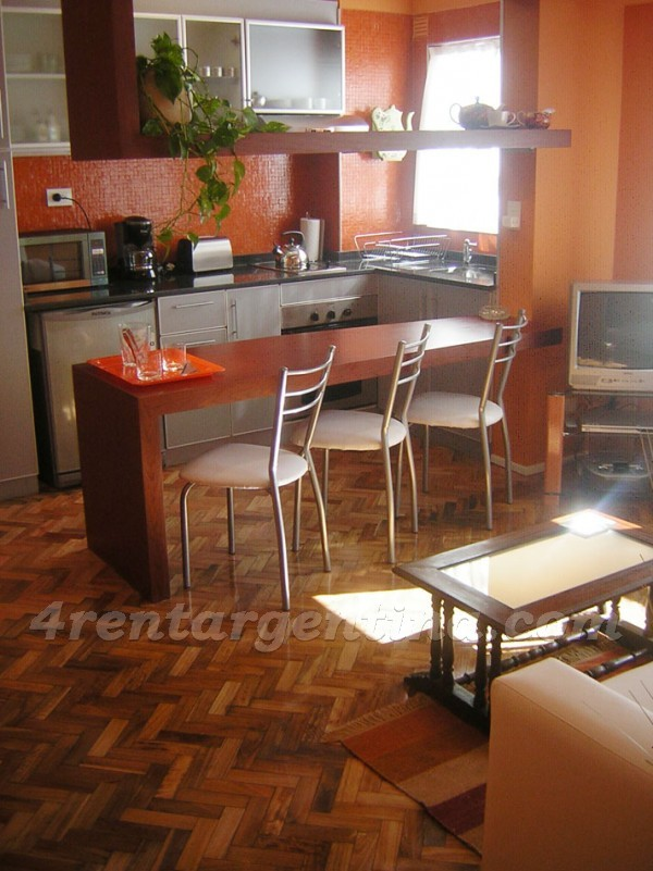 Moreno and Bolivar: Furnished apartment in San Telmo