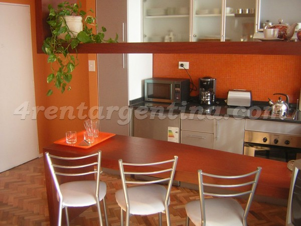 Moreno and Bolivar: Apartment for rent in Buenos Aires