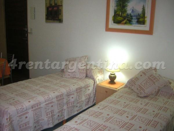 Apartamento Viamonte e Suipacha - 4rentargentina