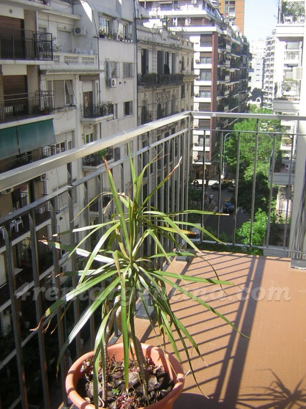 Apartment Mansilla and Larrea I - 4rentargentina