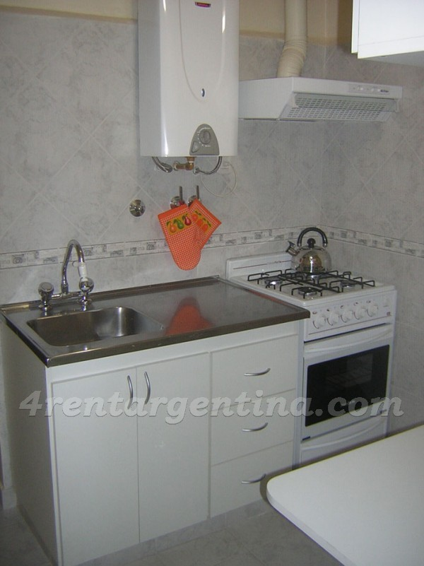 Guemes et Virasoro, apartment fully equipped