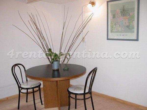 Appartement Gallo et Corrientes I - 4rentargentina