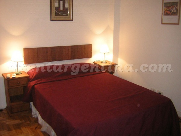 Corrientes et Florida: Apartment for rent in Buenos Aires