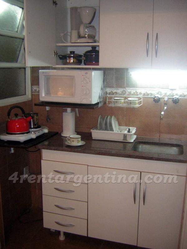 Apartamento Corrientes e Florida - 4rentargentina