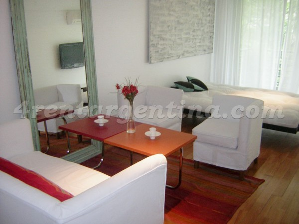 Ugarteche and Cervi�o I: Apartment for rent in Buenos Aires
