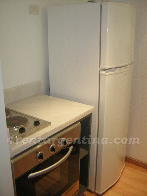 Ugarteche and Cervi�o I, apartment fully equipped