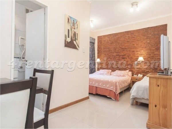 Libertad and Corrientes I: Apartment for rent in Buenos Aires