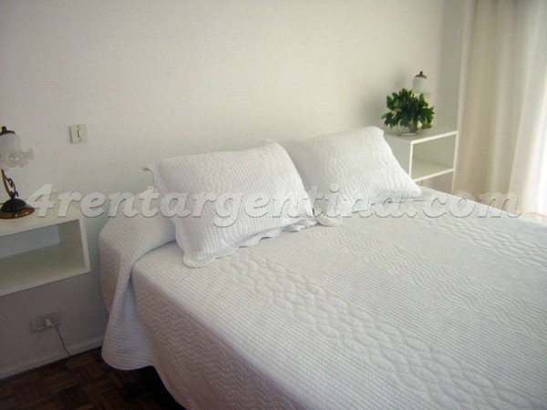Apartment Billinghurst and Juncal II - 4rentargentina