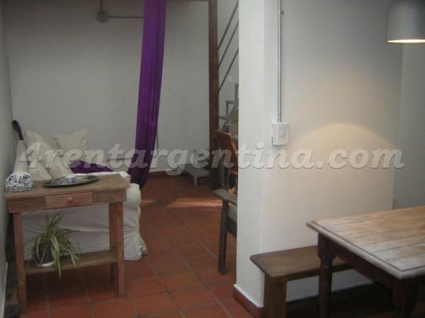 Apartment Bustamante and Humahuaca - 4rentargentina
