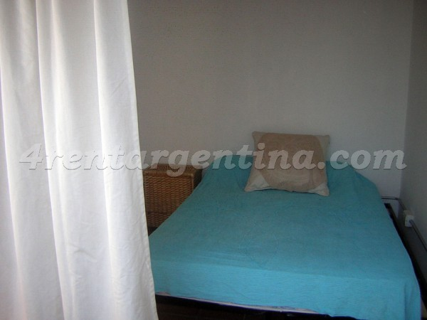 Bustamante and Humahuaca, apartment fully equipped