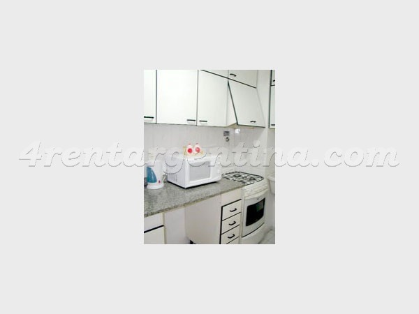Apartment Bulnes and Corrientes III - 4rentargentina