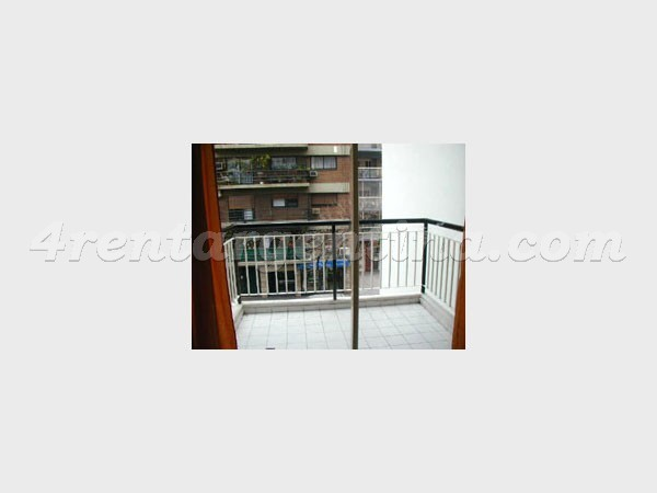 Apartment Bulnes and Corrientes IV - 4rentargentina