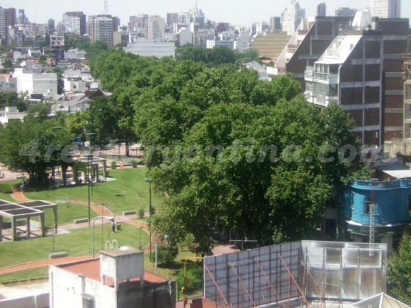 Forest et Alvarez Thomas II: Apartment for rent in Colegiales