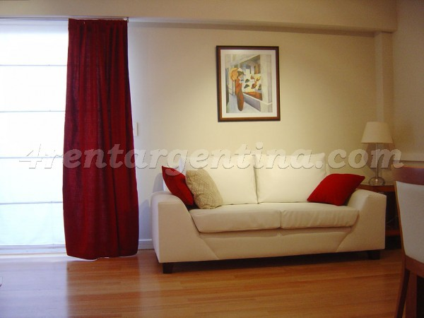 Apartment Viamonte and Callao - 4rentargentina