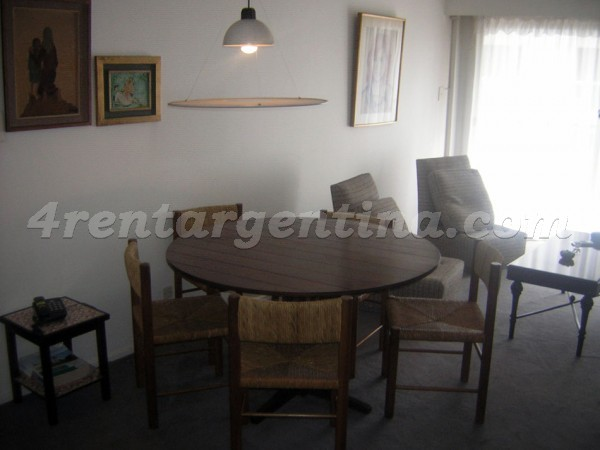 Arce and Jorge Newbery, apartment fully equipped