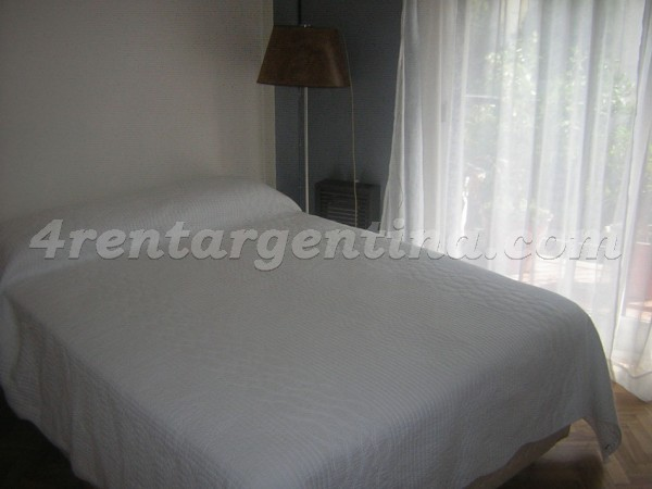 Apartment Arce and Jorge Newbery - 4rentargentina