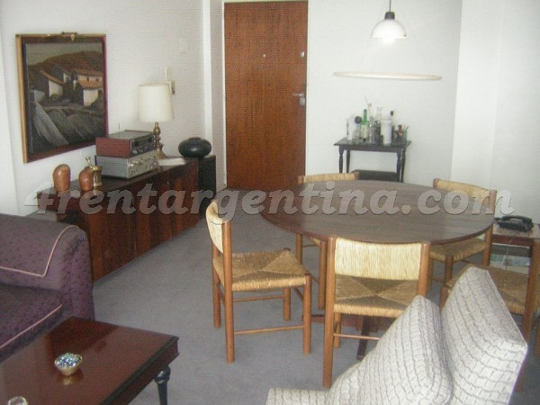Arce and Jorge Newbery: Apartment for rent in Buenos Aires