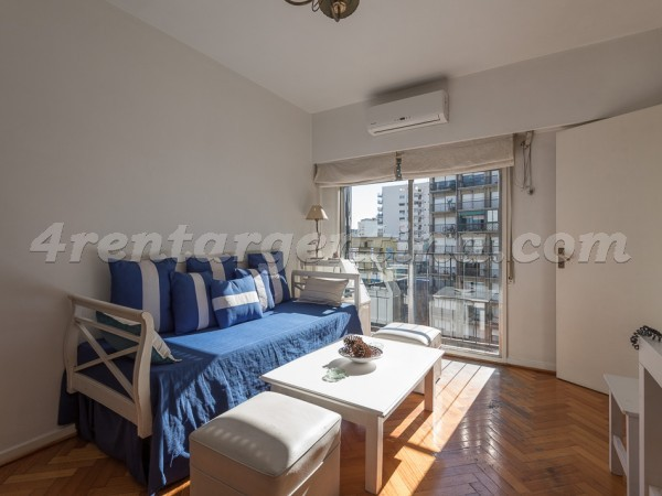 Malabia et Guemes III: Furnished apartment in Palermo