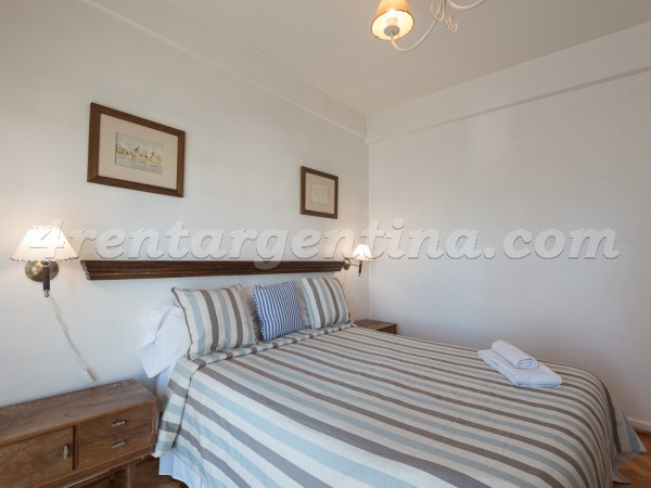 Malabia and Guemes III: Furnished apartment in Palermo