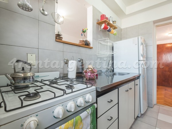 Lambare and Corrientes, apartment fully equipped
