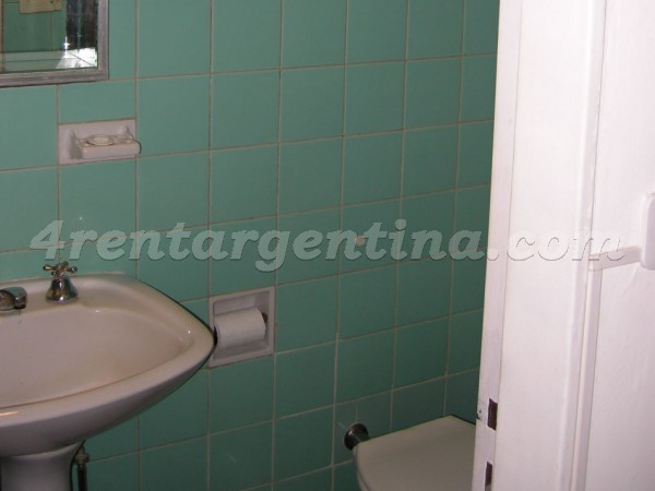 Apartment Junin and Corrientes I - 4rentargentina