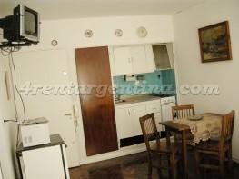 Apartamento Junin e Corrientes I - 4rentargentina