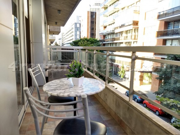 Apartment for temporary rent in Puerto Madero