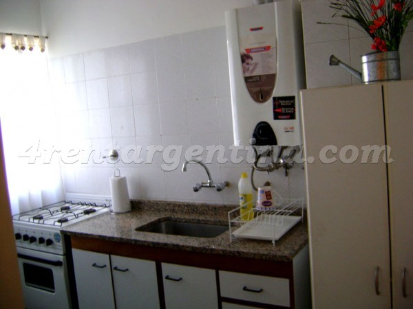 Apartamento Cochabamba e Bolivar - 4rentargentina