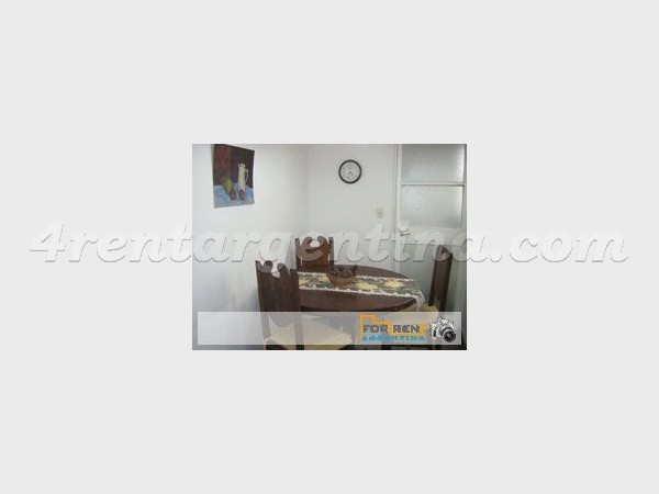 Apartment Arenales and Uriburu - 4rentargentina