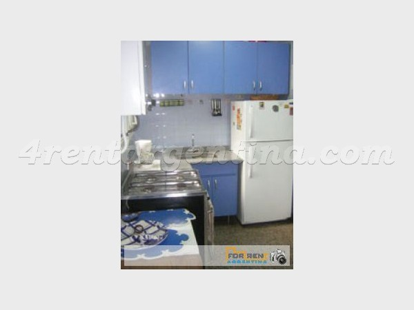 Apartment Arenales and Uriburu - 4rentargentina