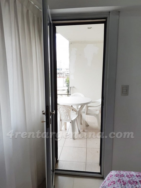 Jean Jaures and Corrientes I: Apartment for rent in Buenos Aires