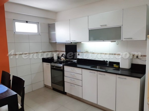 Jean Jaures and Corrientes I: Apartment for rent in Abasto