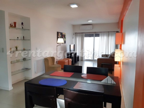 Jean Jaures and Corrientes I, apartment fully equipped