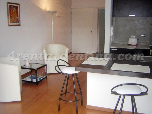 Soldado de la Independencia and Federico Lacroze: Apartment for rent in Las Ca�itas