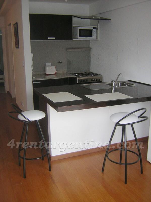 Soldado de la Independencia and Federico Lacroze: Apartment for rent in Las Ca�itas