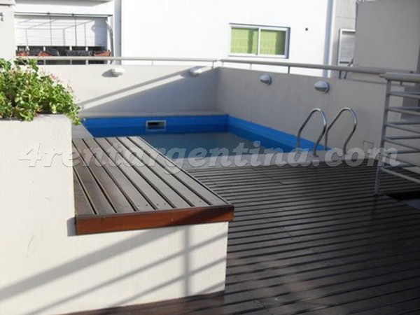 Apartment Arenales and Salguero II - 4rentargentina