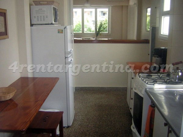 Apartment Arenales and Bulnes II - 4rentargentina
